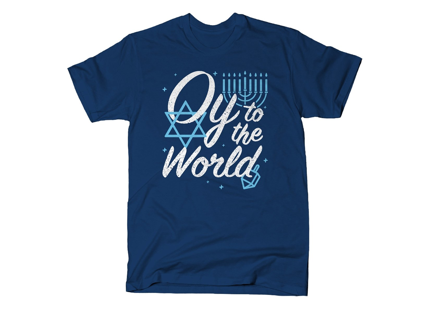 SnorgTees: Oy To The World