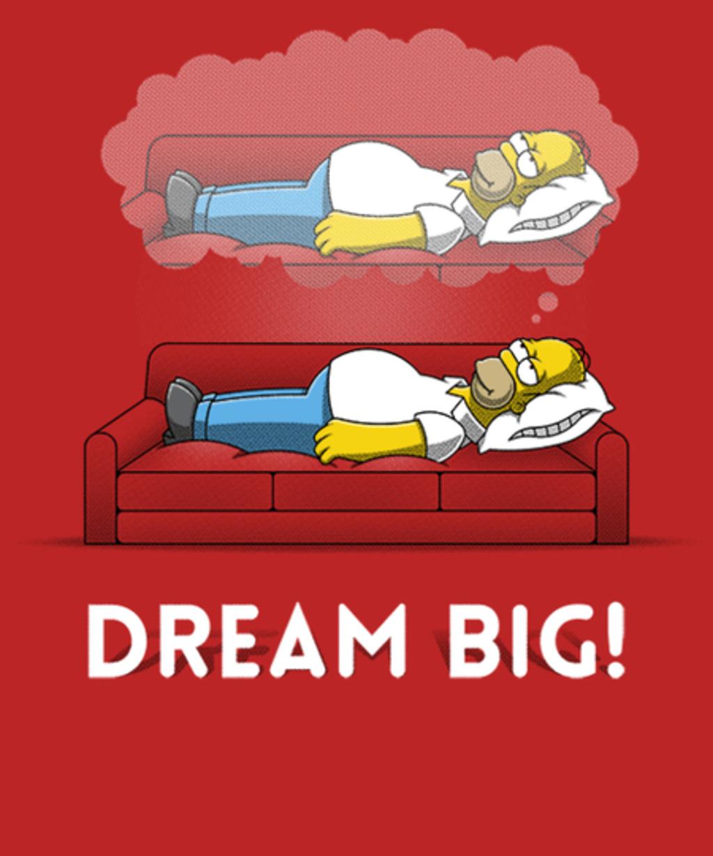 Qwertee: Dream Big!