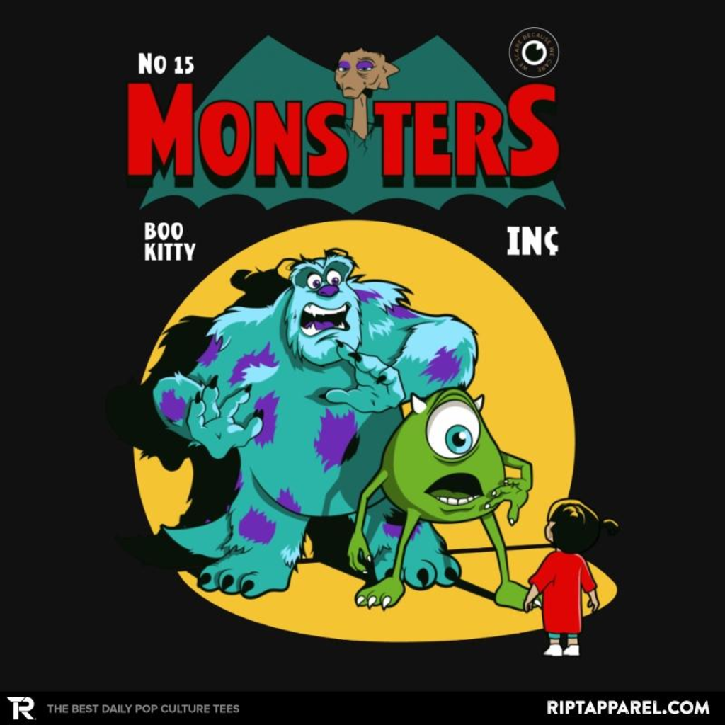 Ript: Monsters Comic