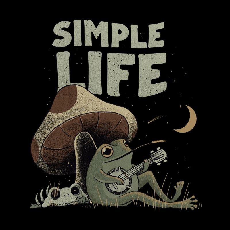Threadless: Simple Life