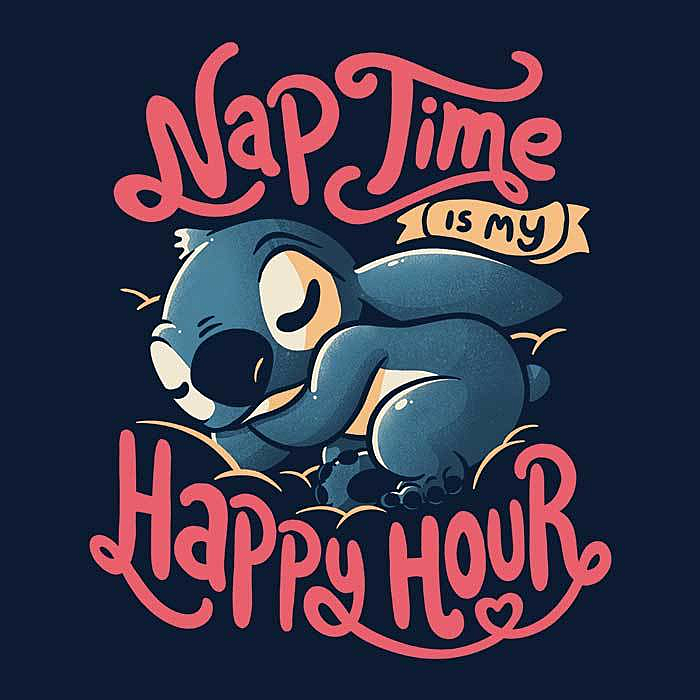 Once Upon a Tee: My Happy Hour
