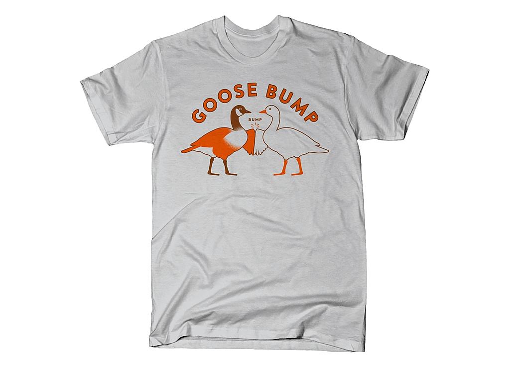 SnorgTees: Goose Bump