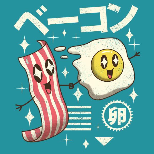 NeatoShop: Kawaii Breakfast