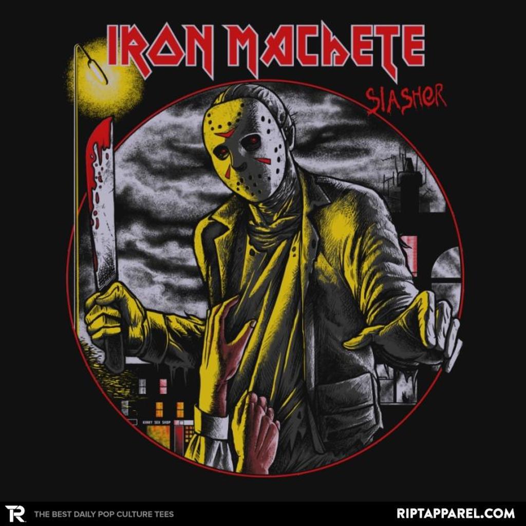Ript: Iron Machete