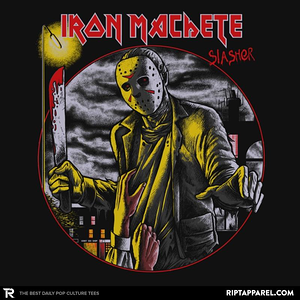 Ript: Iron Machete