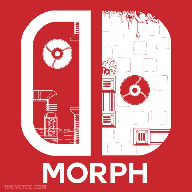 The Yetee: Morph