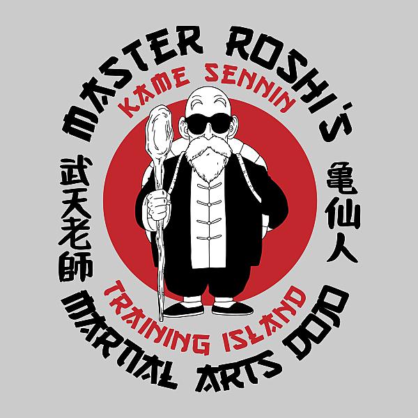 NeatoShop: Kame Sennin's martial arts dojo
