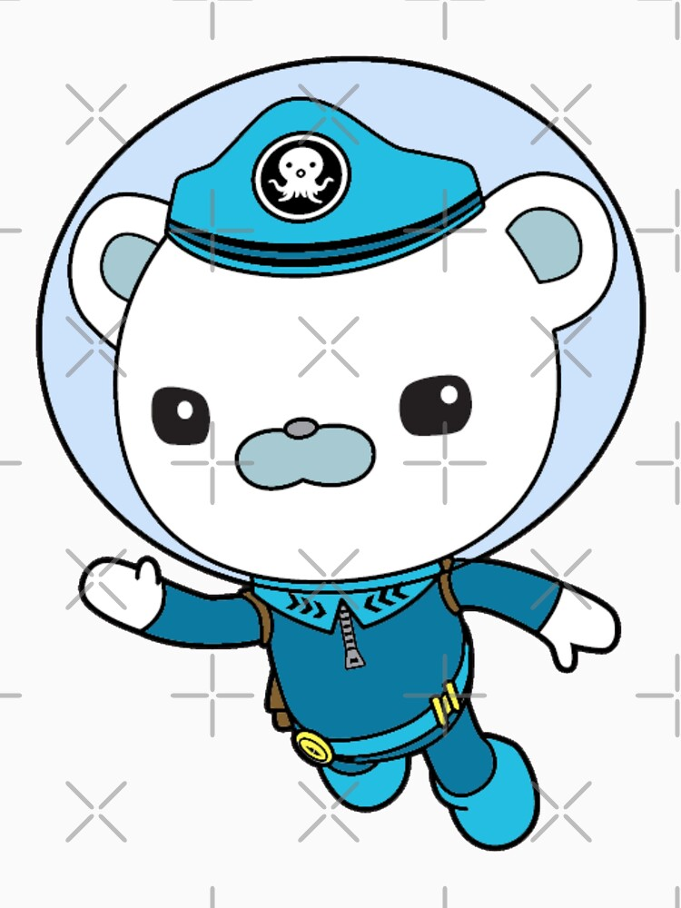 RedBubble: Captain Barnacles
