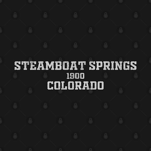 TeePublic: Steamboat Springs Colorado