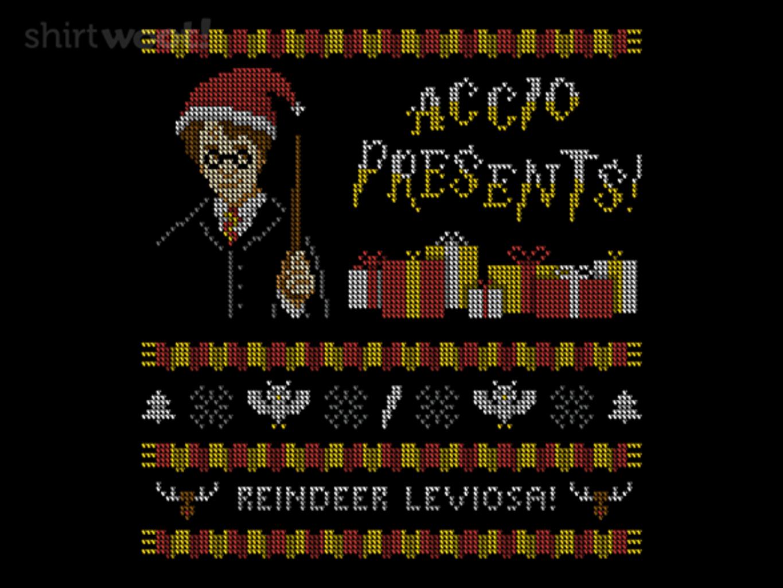 Woot!: Accio Presents!