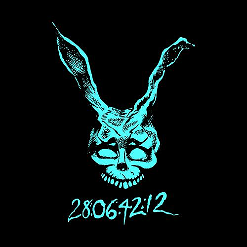 Five Finger Tees: Donnie Darko Numbers T-Shirt