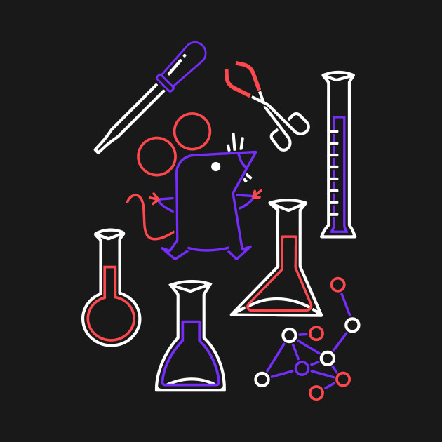 TeePublic: Of Mice & Beakers