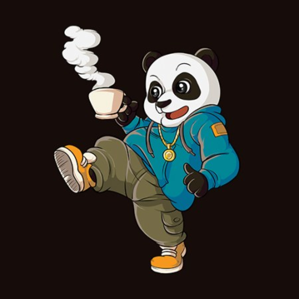 MeWicked: Streetwear - Coffee Panda