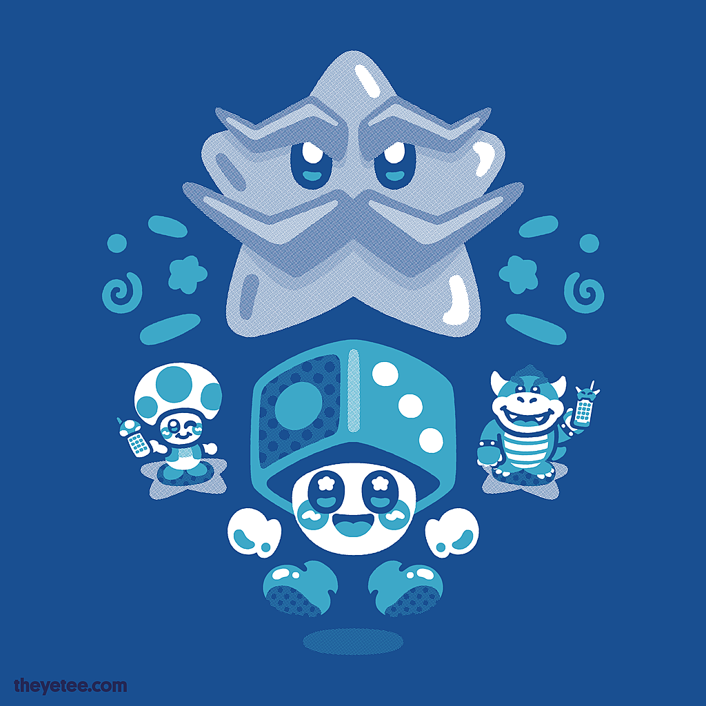 The Yetee: Party Star