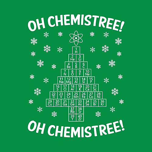 Five Finger Tees: Oh Chemistree! T-Shirt