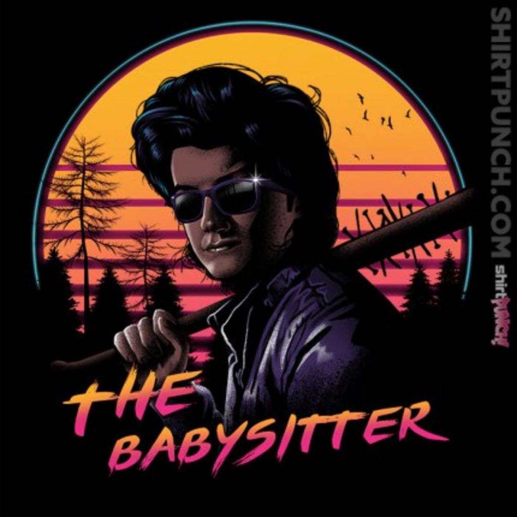 ShirtPunch: The Babysitter