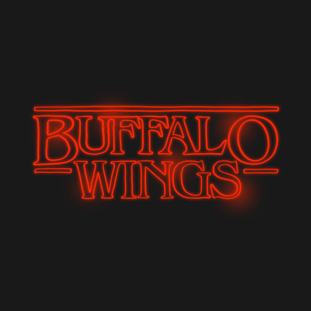 TeePublic: Buffalo Wings