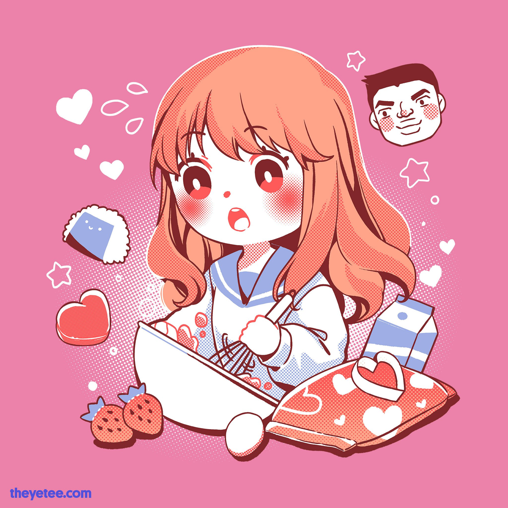 The Yetee: Valentines baking