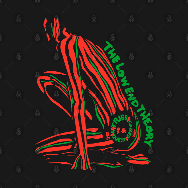 TeePublic: Tribe called quest