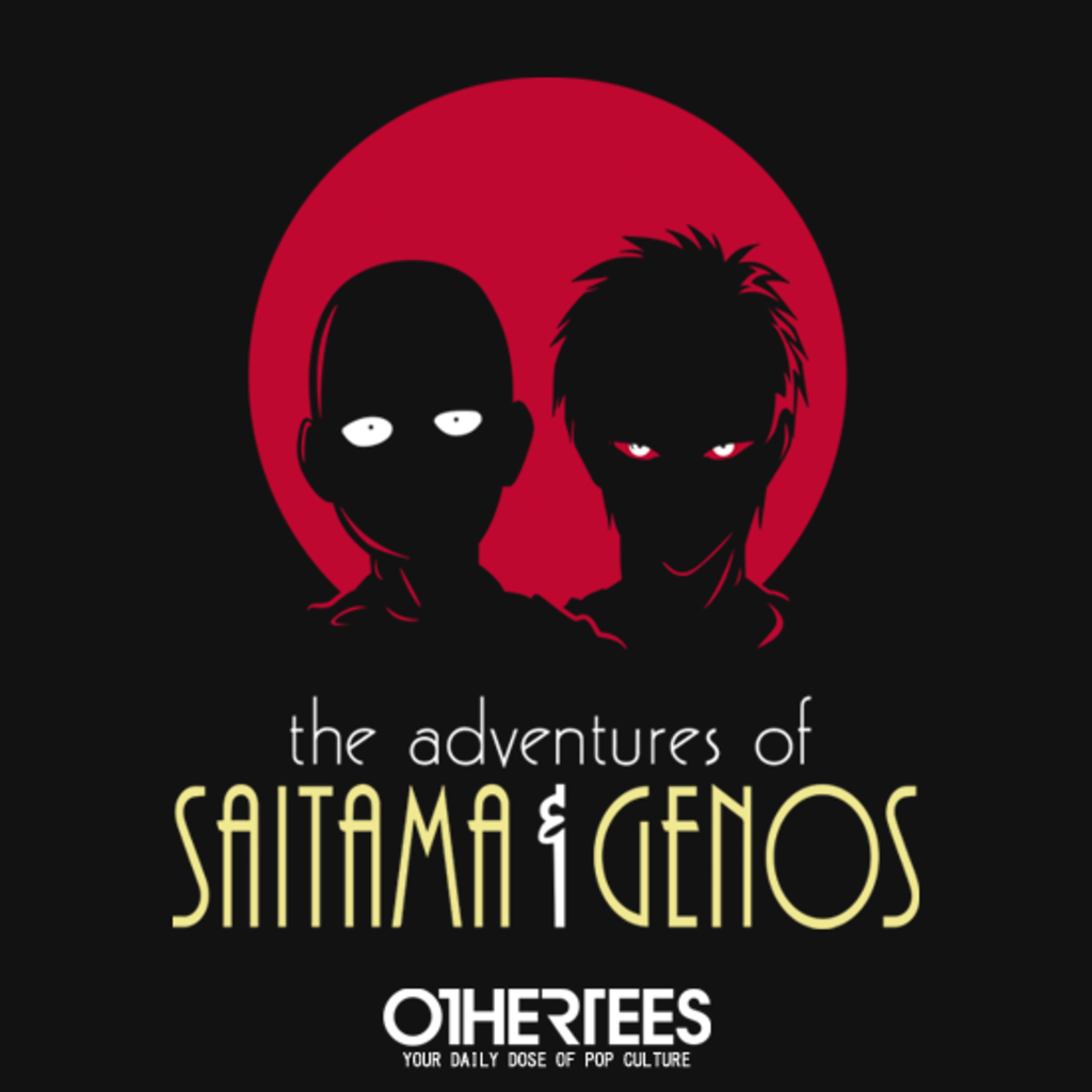 OtherTees: Saitama and Genos Adventures