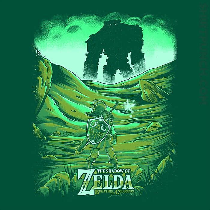 ShirtPunch: Shadow Of Zelda