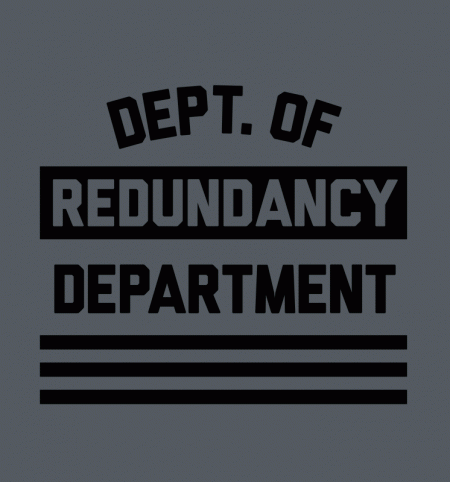 BustedTees: Redundancy