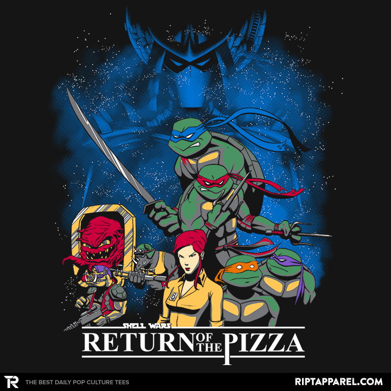 Ript: Shell Wars: Return of the Pizza