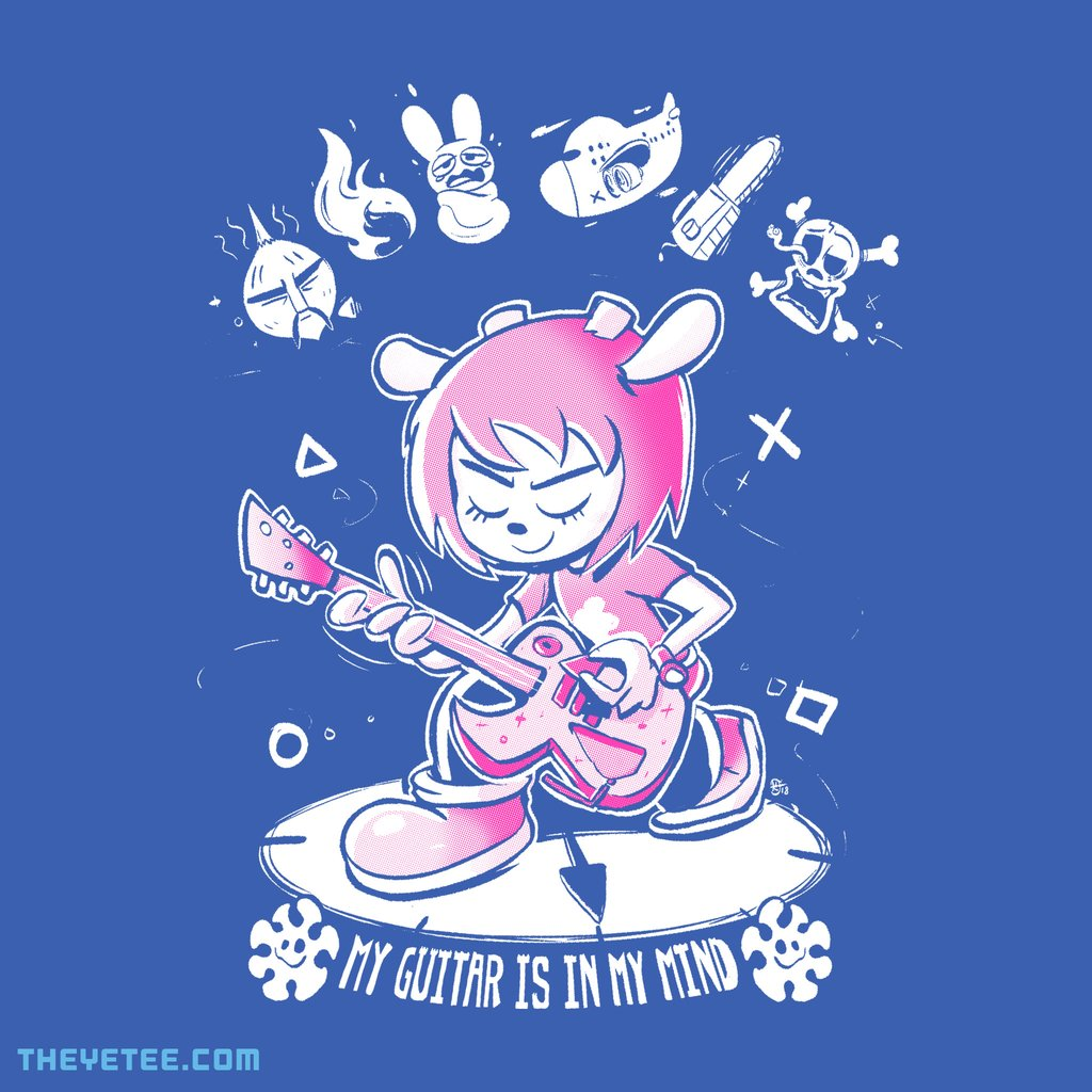 The Yetee: PICK BURN CRY FLY, CHOP CHOKE