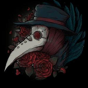 Qwertee: Plague Doctor