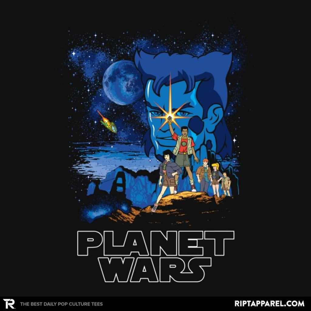 Ript: Planet Wars