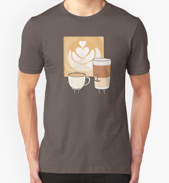 RedBubble: Latte art