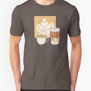 RedBubble: Latte art