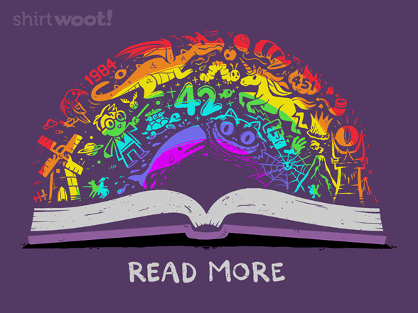 Woot!: Read A Rainbow
