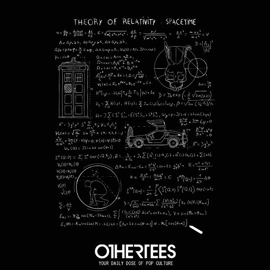 OtherTees: Spacetime