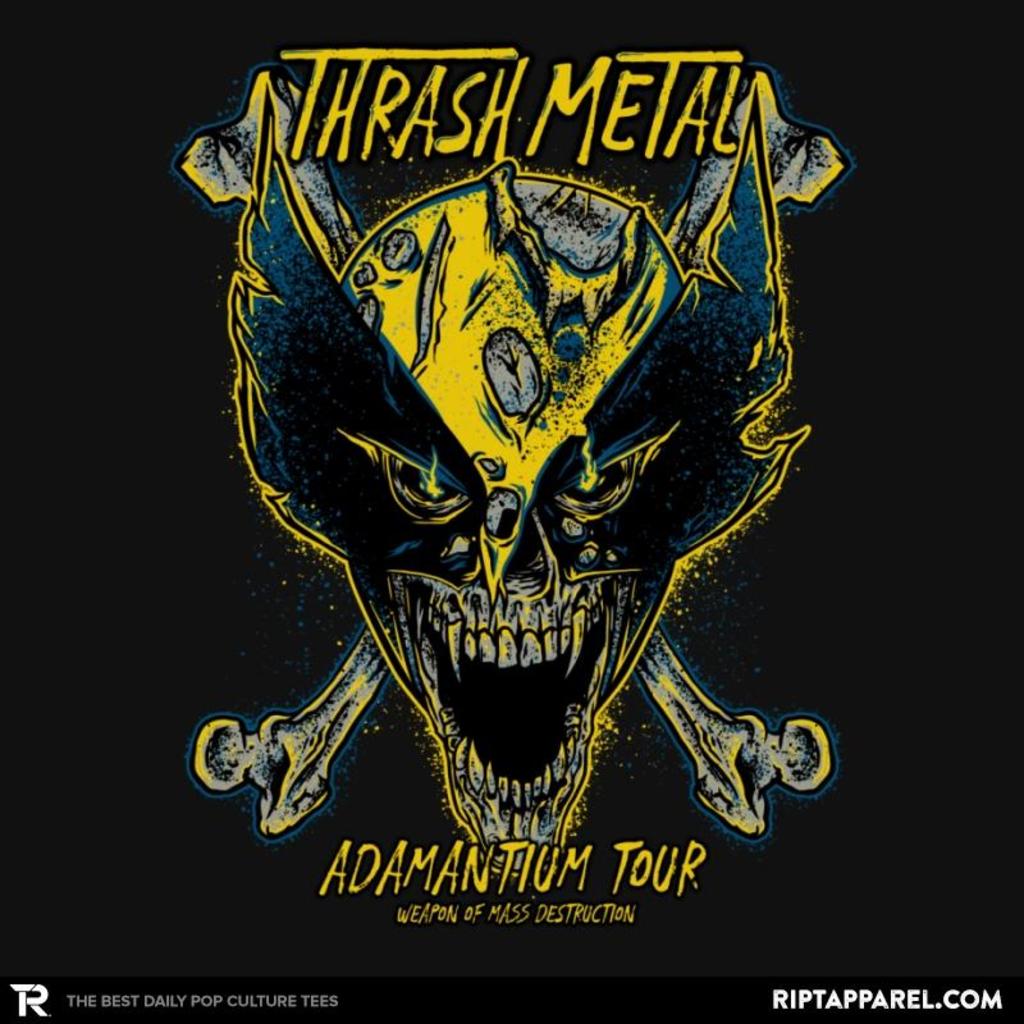 Ript: Thrash Metal