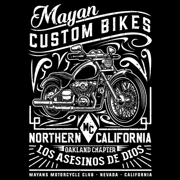 NeatoShop: Mayan Custom Bikes