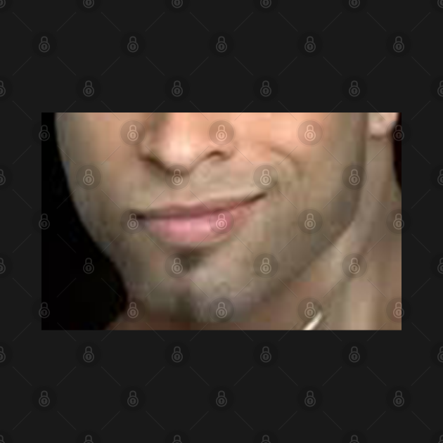 TeePublic: Ricardo Milos smile