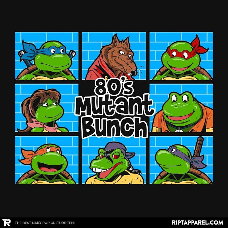 Ript: 80s Mutant Bunch