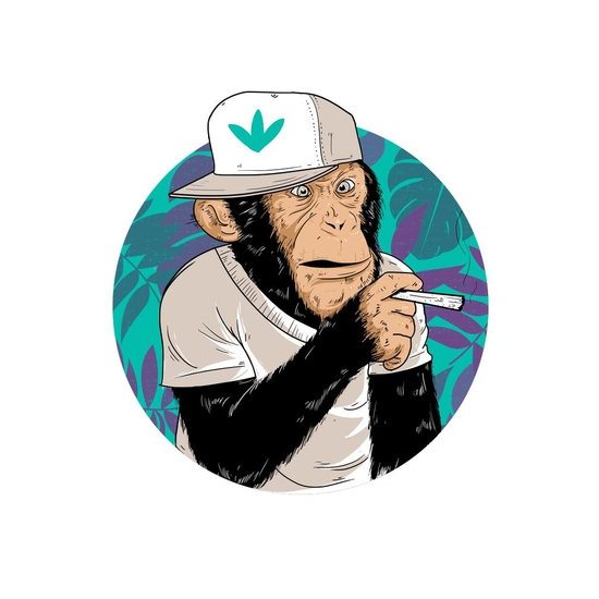 BustedTees: free monkey