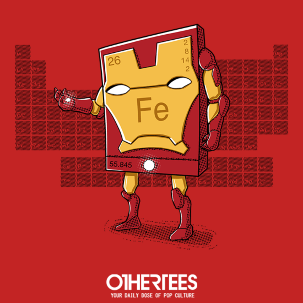OtherTees: Iron Avenger