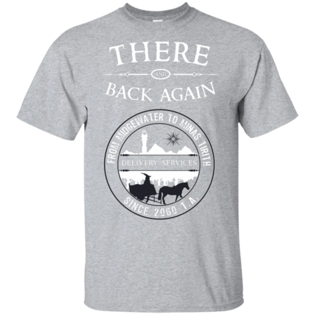 Pop-Up Tee: There and Back Again