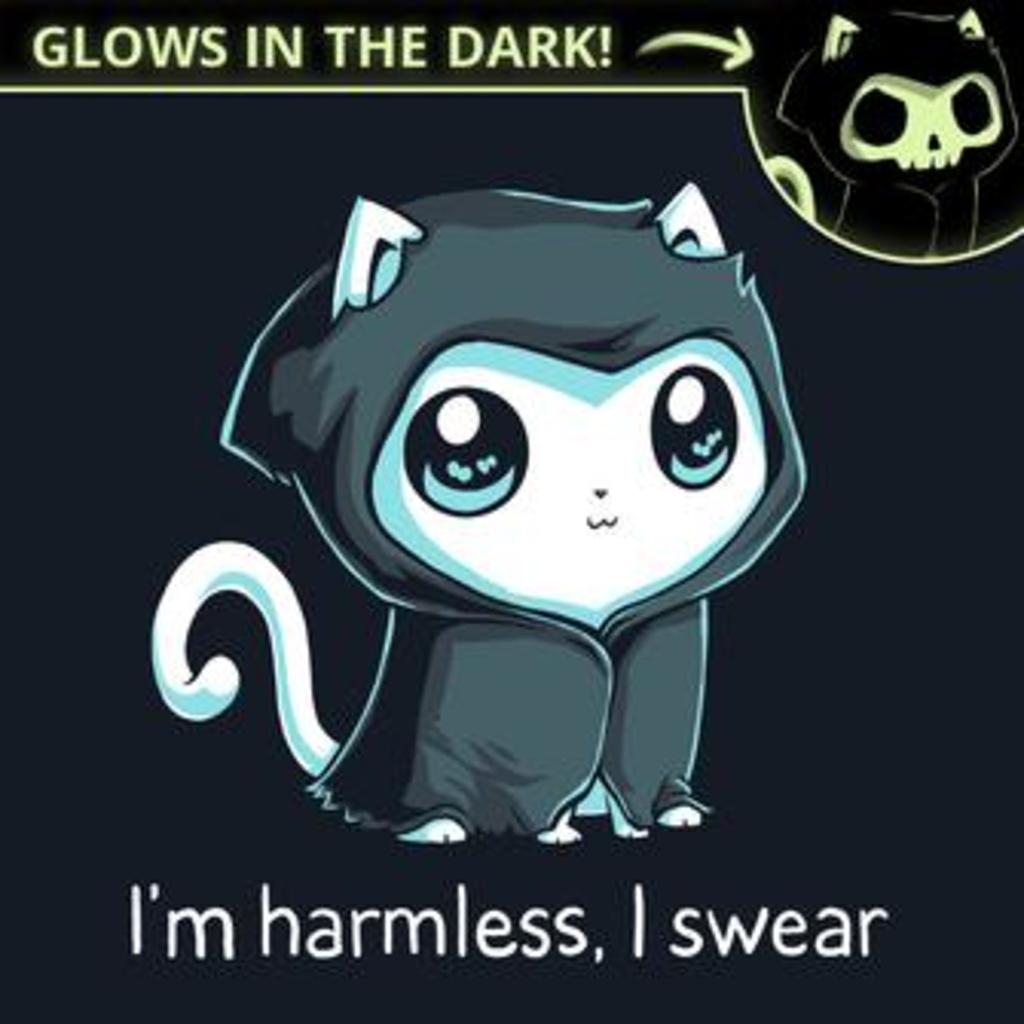 TeeTurtle: Grim Kitty