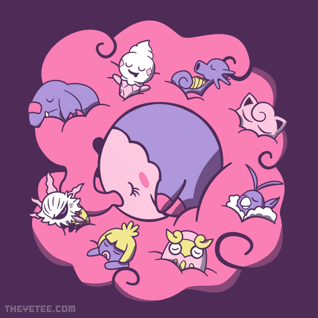 The Yetee: Beautiful Dreamers