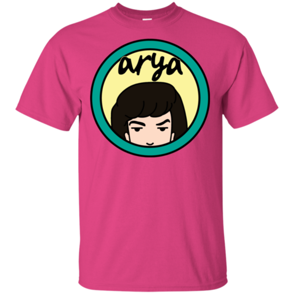 Pop-Up Tee: Daria Arya