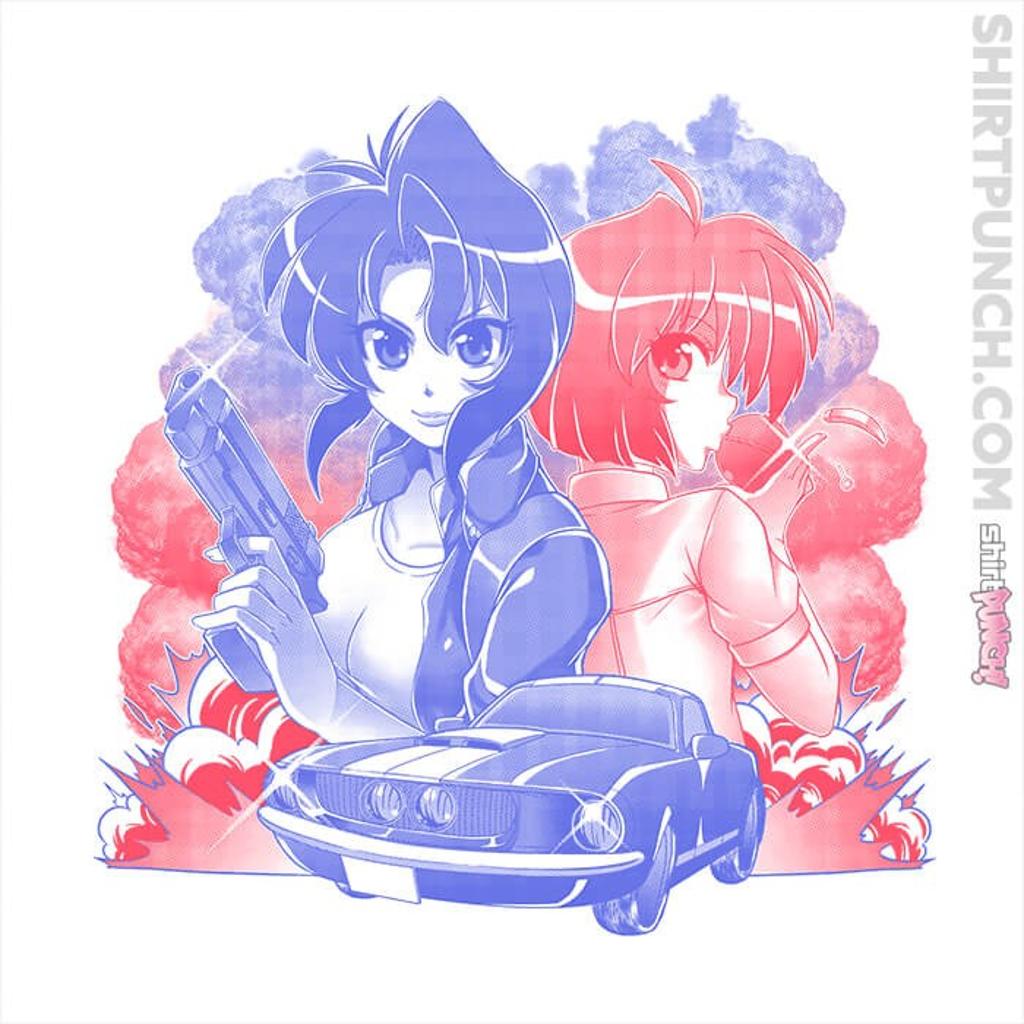ShirtPunch: Gunsmith Cats