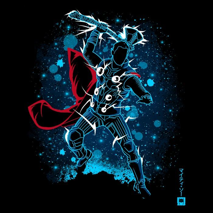 Once Upon a Tee: The Stormbreaker