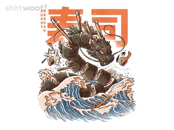 Woot!: The Great Sushi Dragon