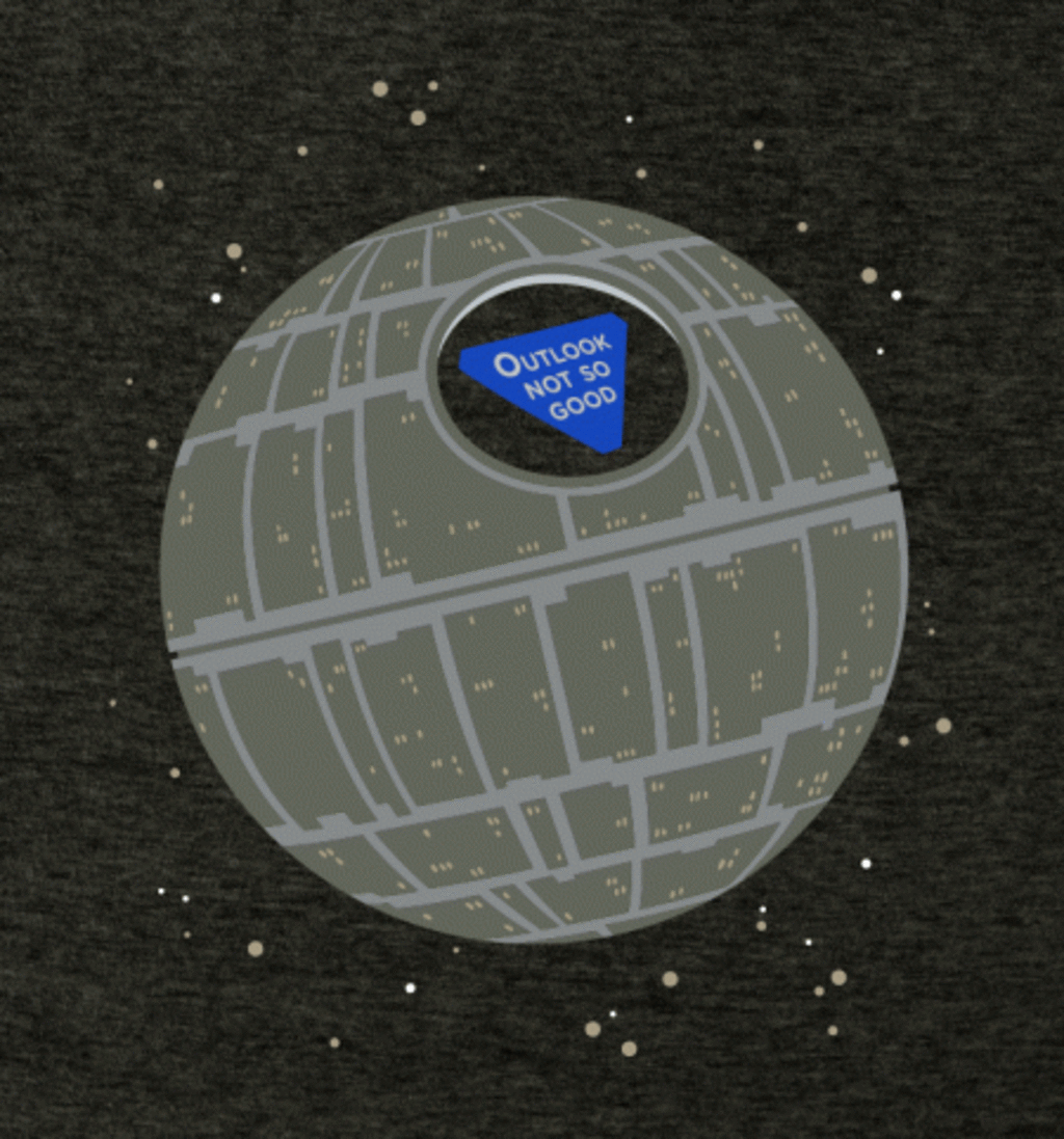 BustedTees: Magic Death Star