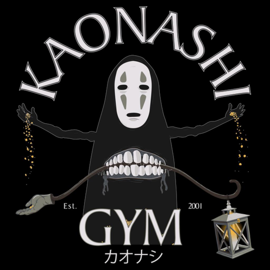 NeatoShop: No Face Gym