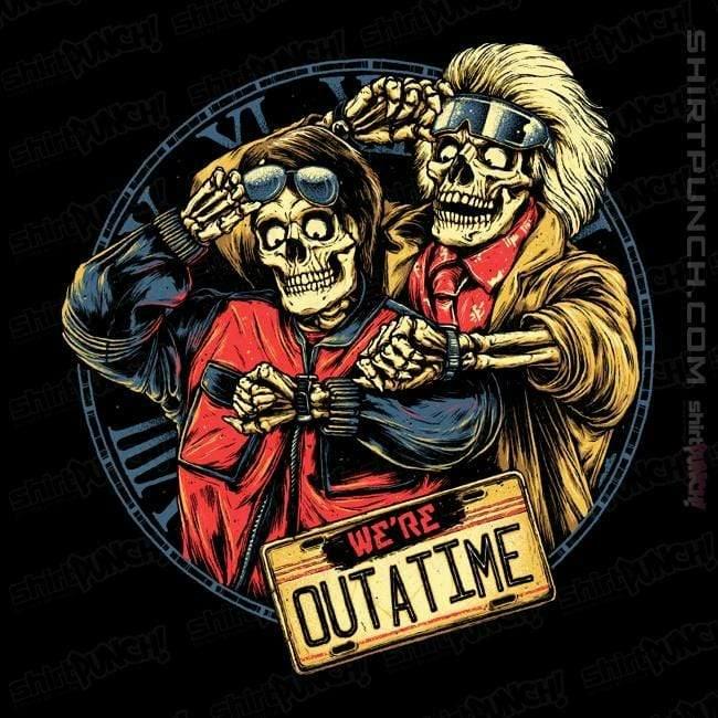 ShirtPunch: Outatime